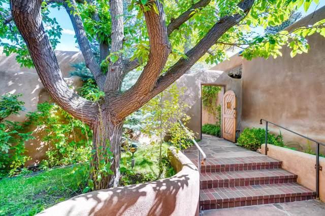 334 Otero 6-3, Santa Fe, NM 87501 (MLS #202000309) :: Berkshire Hathaway HomeServices Santa Fe Real Estate