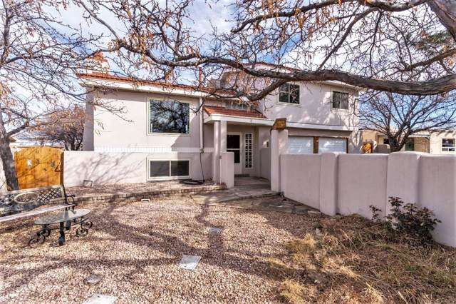 2517 Camino Espuela, Santa Fe, NM 87505 (MLS #202000322) :: The Desmond Hamilton Group