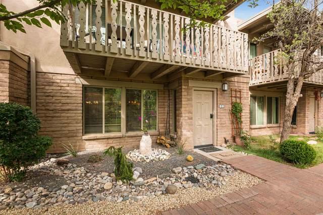 320 Artist #41 #41, Santa Fe, NM 87501 (MLS #202000357) :: Berkshire Hathaway HomeServices Santa Fe Real Estate