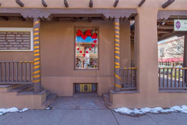 100 W Marcy, Santa Fe, NM 87501 (MLS #202000373) :: Berkshire Hathaway HomeServices Santa Fe Real Estate