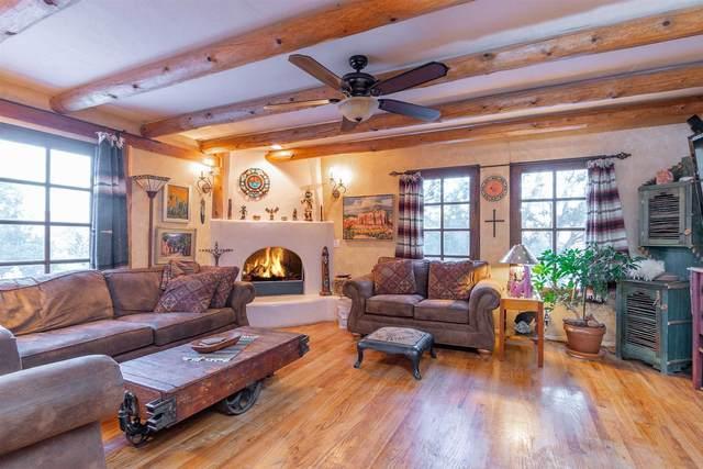 1576 Luisa Street, Santa Fe, NM 87505 (MLS #202000380) :: The Desmond Hamilton Group
