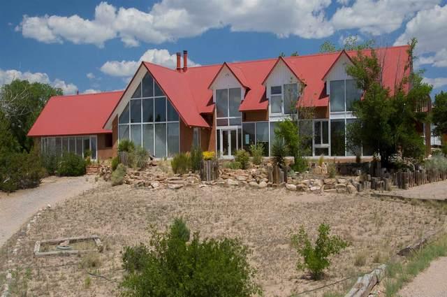 250 County Rd 84C, Santa Fe, NM 87506 (MLS #202000382) :: The Desmond Hamilton Group