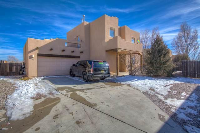 6464 W Paseo Del Sol, Santa Fe, NM 87507 (MLS #202000384) :: The Very Best of Santa Fe