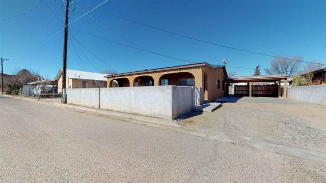 603 W Chamisa, Espanola, NM 87532 (MLS #202000413) :: The Desmond Hamilton Group