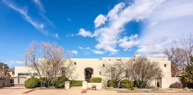 2315 Pinon Encantada Trail Nw, Albuquerque, NM 87104 (MLS #202000426) :: The Very Best of Santa Fe