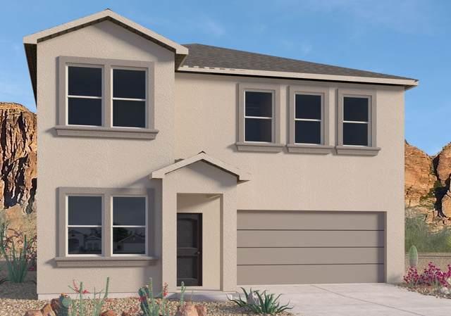 4141 NE Skyline Loop, Rio Rancho, NM 87144 (MLS #202000434) :: The Desmond Hamilton Group