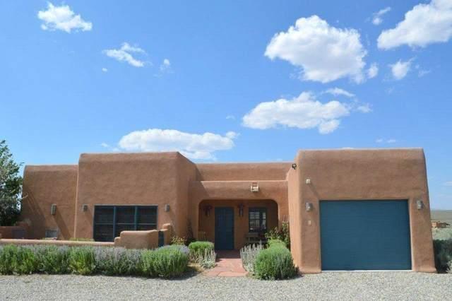2 Cielo San Antonio, Taos, NM 87571 (MLS #202000446) :: The Very Best of Santa Fe