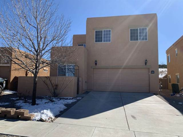 148 Carson Valley Way, Santa Fe, NM 87508 (MLS #202000453) :: The Desmond Hamilton Group