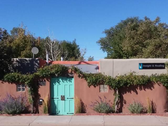510 S Saint Francis Drive, Santa Fe, NM 87501 (MLS #202000454) :: The Desmond Hamilton Group