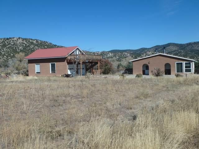 150 Cr 110, El Rito, NM 87530 (MLS #202000460) :: Summit Group Real Estate Professionals