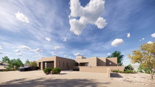 16 Plaza Velasquez, Santa Fe, NM 87506 (MLS #202000462) :: The Desmond Hamilton Group