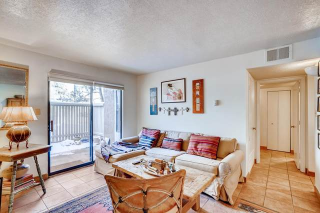 941 Calle Mejia #404, Santa Fe, NM 87501 (MLS #202000469) :: The Desmond Hamilton Group