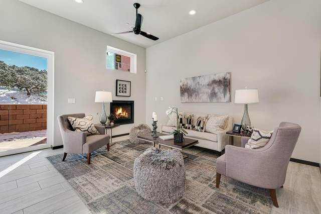 1501 Avenida Rincon #103 #103, Santa Fe, NM 87506 (MLS #202000470) :: The Desmond Hamilton Group