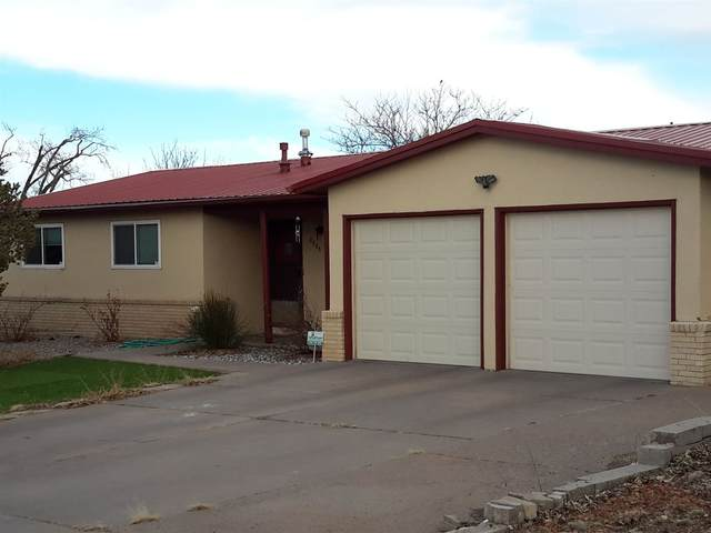 2405 Cam Agua Azul, Santa Fe, NM 87507 (MLS #202000473) :: The Desmond Hamilton Group