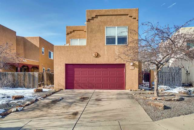 1430 Paseo Norteno, Santa Fe, NM 87507 (MLS #202000480) :: The Desmond Hamilton Group