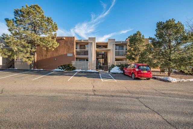 941 Calle Mejia #1213, Santa Fe, NM 87501 (MLS #202000491) :: The Desmond Hamilton Group