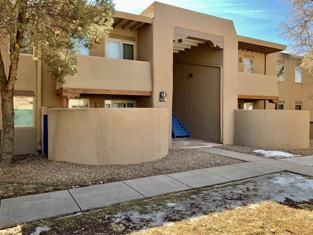 601 W San Mateo 145, 146, 147, , Santa Fe, NM 87505 (MLS #202000497) :: The Desmond Hamilton Group