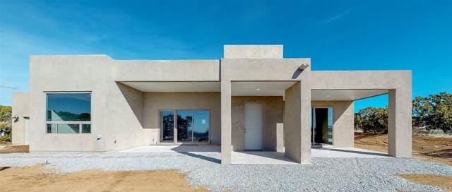 7 Azul Way, Santa Fe, NM 87508 (MLS #202000562) :: The Desmond Hamilton Group