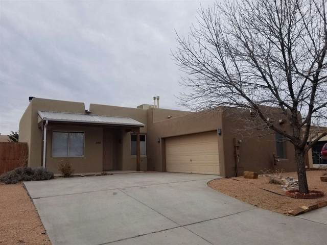 6494 Camino Rojo, Santa Fe, NM 87507 (MLS #202000563) :: The Very Best of Santa Fe