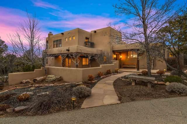 805 Garcia Street, Santa Fe, NM 87505 (MLS #202000576) :: The Very Best of Santa Fe