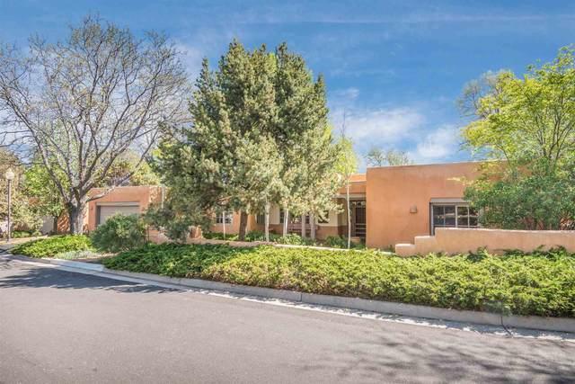 3101 Old Pecos Trail #811, Santa Fe, NM 87505 (MLS #202000581) :: The Desmond Hamilton Group