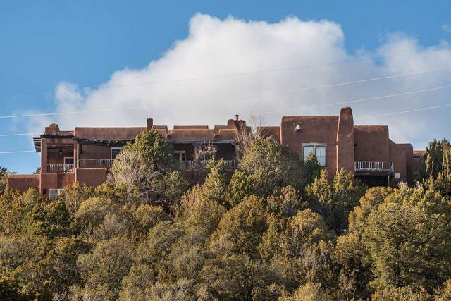 1677 Cerro Gordo Road #18, Santa Fe, NM 87501 (MLS #202000620) :: Berkshire Hathaway HomeServices Santa Fe Real Estate