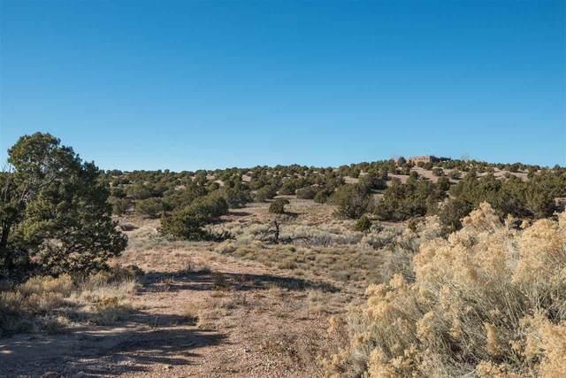37 Arroyo Privado, Santa Fe, NM 87507 (MLS #202000622) :: The Desmond Hamilton Group