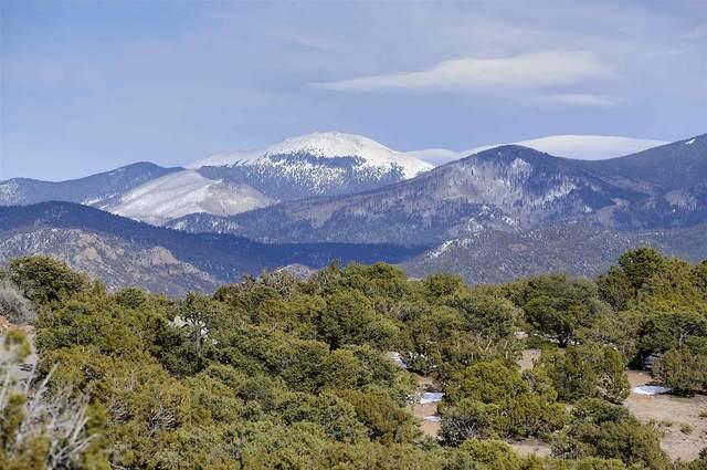 64 Heartstone Drive, Santa Fe, NM 87506 (MLS #202000636) :: The Desmond Hamilton Group
