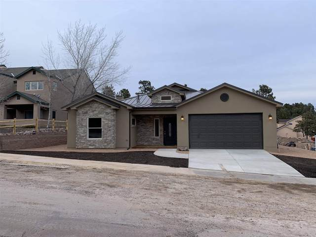 4720 Esperanza, Los Alamos, NM 87544 (MLS #202000638) :: The Desmond Hamilton Group
