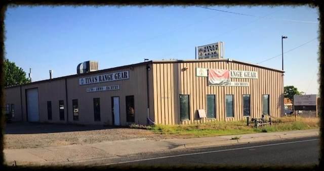 4230 Airport Unit 1 Unit #1, Santa Fe, NM 87507 (MLS #202000656) :: The Desmond Hamilton Group