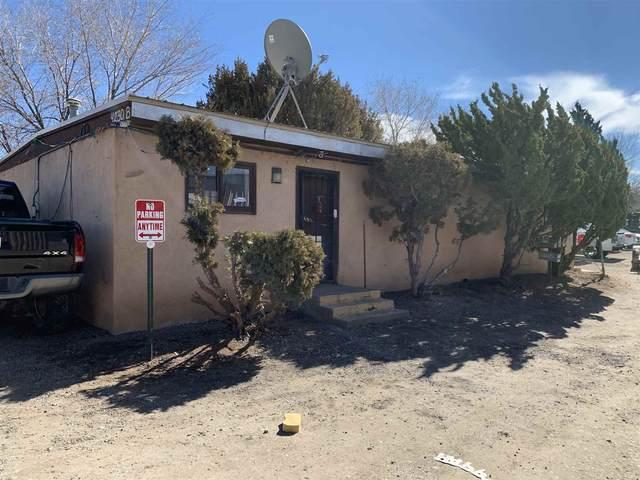 4230 Airport Unit#2 Unit #2, Santa Fe, NM 87507 (MLS #202000657) :: The Desmond Hamilton Group