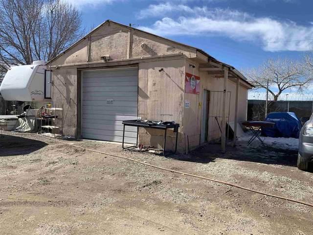 4250 Airport Rd Unit #3 Unit #3, Santa Fe, NM 87507 (MLS #202000658) :: The Desmond Hamilton Group