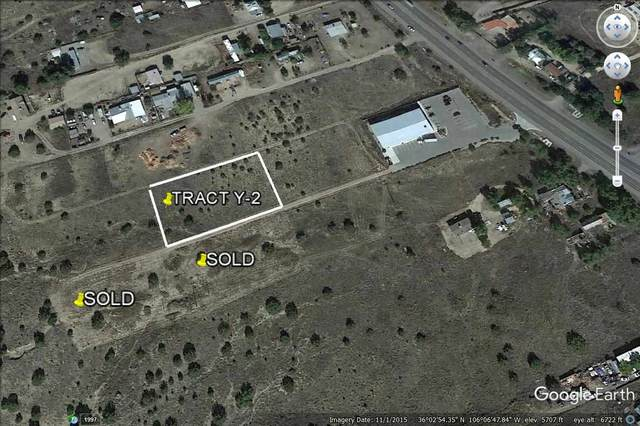 Y-2 Camino Del Sol, Hernandez, NM 87537 (MLS #202000702) :: The Desmond Hamilton Group