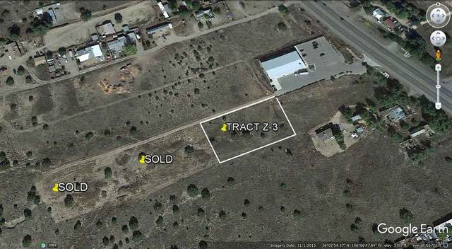 Z-3 Camino Del Sol, Hernandez, NM 87537 (MLS #202000703) :: The Desmond Hamilton Group