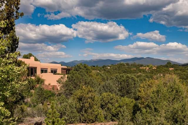 913 Calle Vistoso, Santa Fe, NM 87501 (MLS #202000710) :: The Desmond Hamilton Group