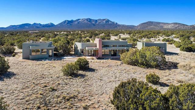61 Zapatos De Oro, Cerrillos, NM 87010 (MLS #202000714) :: The Very Best of Santa Fe