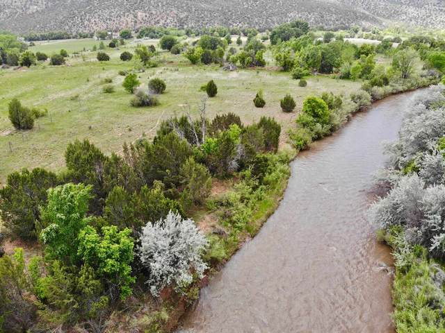 9 Ac Farm, Villanueva, NM 87583 (MLS #202000744) :: The Desmond Hamilton Group