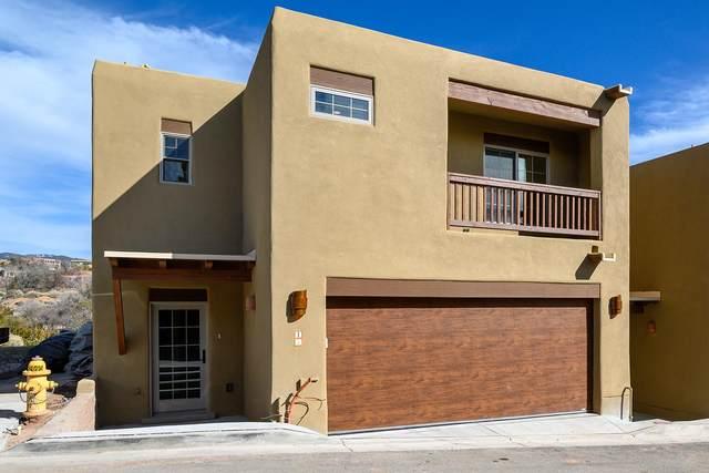 501 Rio Grande I-1, Santa Fe, NM 87501 (MLS #202000750) :: The Desmond Hamilton Group