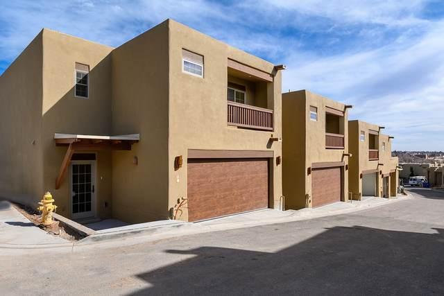 501 Rio Grande I-2, Santa Fe, NM 87501 (MLS #202000752) :: The Desmond Hamilton Group