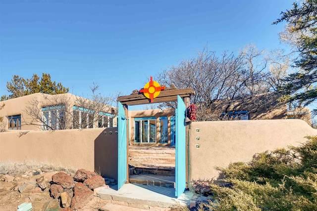 3796 Nm 14, Santa Fe, NM 87508 (MLS #202000771) :: The Very Best of Santa Fe