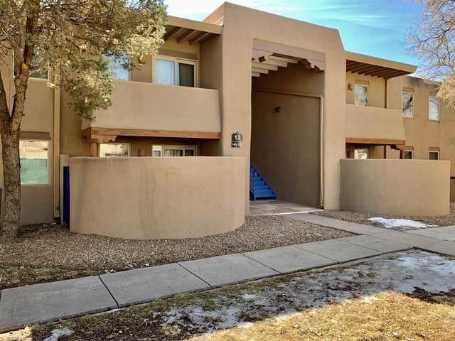 601 W San Mateo, Santa Fe, NM 87505 (MLS #202000791) :: The Very Best of Santa Fe