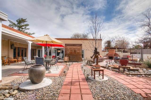 3600 Calle Del Ranchero Ne, Albuquerque, NM 87110 (MLS #202000795) :: The Desmond Hamilton Group