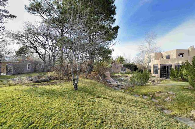 540 Canyon Road, Santa Fe, NM 87501 (MLS #202000809) :: Berkshire Hathaway HomeServices Santa Fe Real Estate
