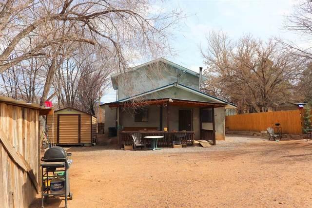 21-C El Callejoncito, Santa Fe, NM 87506 (MLS #202000862) :: The Desmond Hamilton Group