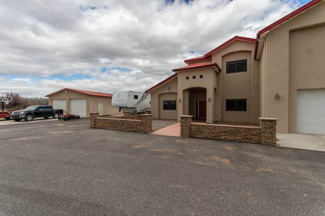 38 Eagle Point Drive Eagle Point Dri, El Guache, NM 87532 (MLS #202000883) :: The Desmond Hamilton Group