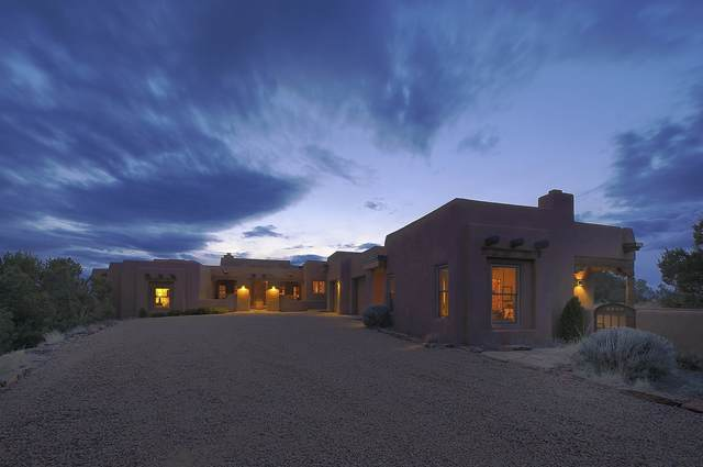 108 Paseo Aragon, Santa Fe, NM 87506 (MLS #202000909) :: The Very Best of Santa Fe