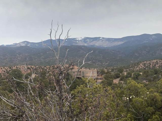 109 Valle Sereno, Santa Fe, NM 87505 (MLS #202000915) :: The Desmond Hamilton Group