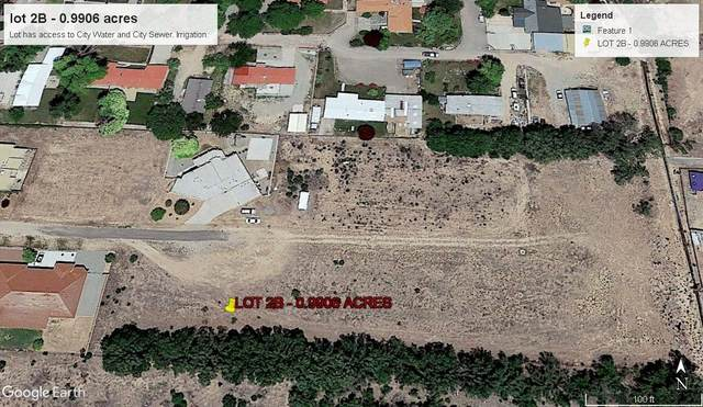 TBD - LOT 2B James Thompson Lane, Espanola, NM 87532 (MLS #202000929) :: The Desmond Hamilton Group