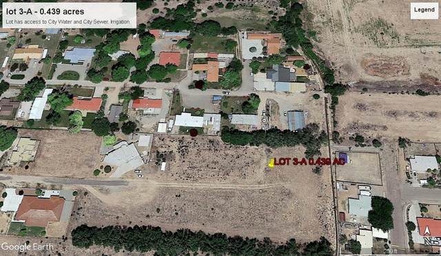 TBD - LOT 3-A James Thompson Lane, Espanola, NM 87532 (MLS #202000930) :: The Desmond Hamilton Group