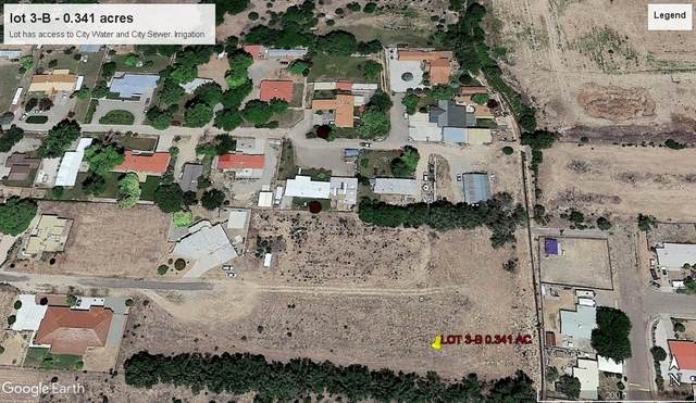 TBD - LOT 3-B James Thompson Lane, Espanola, NM 87532 (MLS #202000931) :: The Desmond Hamilton Group